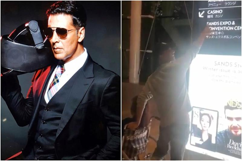 Akshay Kumar is a Dutiful Son as He Takes Mother to Her 'Favourite Place', a Casino, for Birthday