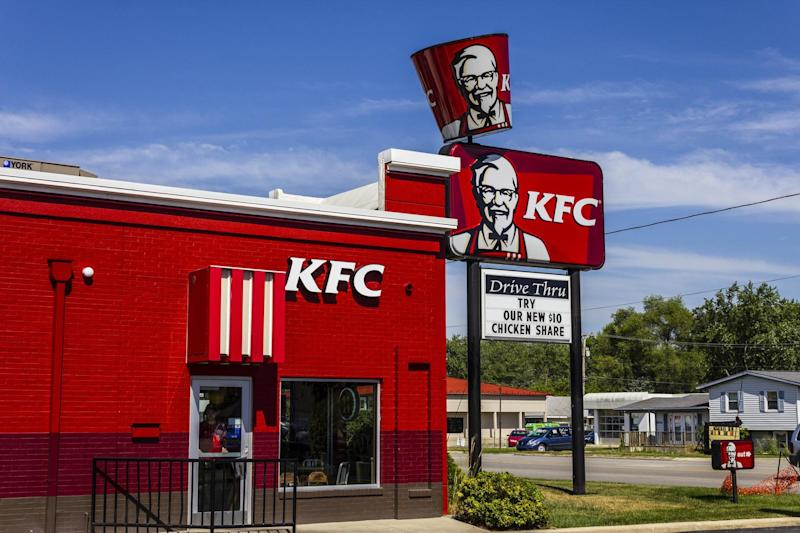 The reason most fast food restaurants are red