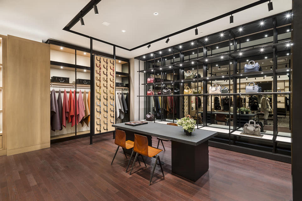 Coach House store in New York City. - Credit: Courtesy of brand.