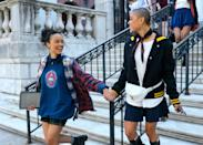 "<p>As Safran previously teased, the series will feature <a href=""http://www.vulture.com/2019/11/gossip-girl-reboot-producer-promises-more-diverse-leads.html"" class=""link rapid-noclick-resp"" rel=""nofollow noopener"" target=""_blank"" data-ylk=""slk:a more inclusive cast than the original"">a more inclusive cast than the original</a>, including more nonwhite leads and LGBTQ+ characters. ""Representation is everything,"" Whitney Peak further emphasized in<strong> Cosmo</strong>'s cover story. ""I want all the hers and the hes and the theys and the people of color from all over the world to be able to watch the show and think, <em>That's a person who looks like me. I don't have to be the stereotypical idea of who I am</em>."" </p> <p>Savannah Smith echoed that same sentiment, adding, ""It's really important for a Black girl, with twists in her hair, to be able to see someone in a position of power who looks like her. And it's also important for kids in the suburbs or kids who don't have a lot of Black friends or friends of color just to generally see us depicted in different ways. I think this could really change things. Maybe they're not learning these things at home, but they're seeing them on <strong><a class=""link rapid-noclick-resp"" href=""https://www.popsugar.com/Gossip-Girl"" rel=""nofollow noopener"" target=""_blank"" data-ylk=""slk:Gossip Girl"">Gossip Girl</a></strong>. How amazing is that?""</p>"