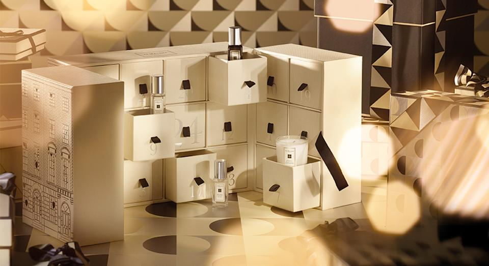 Jo Malone's beauty advent calendar 2020 is available to buy now. (Jo Malone)