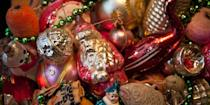 "<p>Fall is around the corner, and soon you'll be thinking about your holiday decorations. If you're already ready for some Christmas eye candy, how about a side of history to go along with it? The practice of <a href=""http://www.housebeautiful.com/entertaining/holidays-celebrations/tips/g505/christmas-tree-decoration-ideas-pictures-1208/"" rel=""nofollow noopener"" target=""_blank"" data-ylk=""slk:holiday tree trimming"" class=""link rapid-noclick-resp"">holiday tree trimming</a> isn't just a fun tradition; the designs of the ornaments themselves also provide a surprising chronicle of the times and places in which they were produced. Plus, you have to admit there's just something so charming about a tree decked out in vintage ornaments that have been passed down over the years. </p><p>You'll have to hit up a <a href=""https://www.housebeautiful.com/lifestyle/g22072032/best-flea-markets-in-every-state/"" rel=""nofollow noopener"" target=""_blank"" data-ylk=""slk:flea market"" class=""link rapid-noclick-resp"">flea market</a>, your grandma's basement, or, of course, Etsy and eBay to find these decorations now—or you can just keep scrolling to learn more and shop these <a href=""https://www.housebeautiful.com/shopping/furniture/g26900054/what-to-buy-vintage/"" rel=""nofollow noopener"" target=""_blank"" data-ylk=""slk:amazing vintage"" class=""link rapid-noclick-resp"">amazing vintage</a> and antique finds. From unsilvered paper ornament hangers and indented glass baubles to spun cotton fruit and wooden Santas, these are some of the most popular styles of ornaments throughout history. Talk about a blast from the past!</p>"