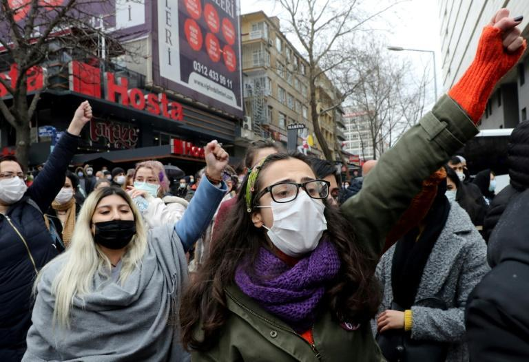 Domestic violence and femicide remain a serious problem in Turkey
