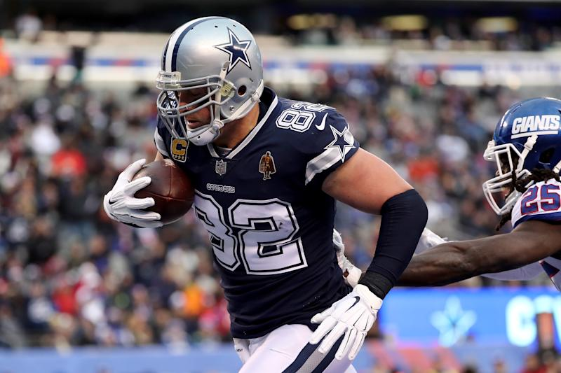 Cowboys' Witten retiring after 15 seasons to join MNF