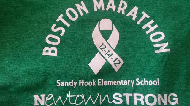 Sandy Hook Families at Boston Marathon Traumatized Again (ABC News)