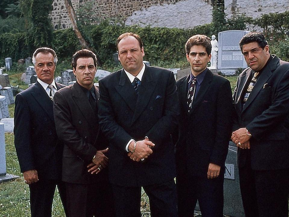 'The Sopranos' was the start of TV's golden age (credit: HBO)
