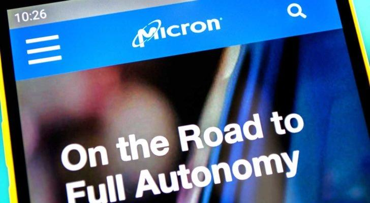 Semiconductor Stocks to Invest in: Micron Technology (MU)