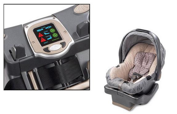 Prodigy Infant Car Seat with SmartScreen