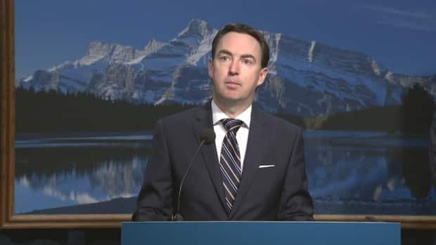 Labour and Immigration Minister Jason Copping announced major changes to Workers' Compensation Board last fall (Jocelyn Boissonneault/CBC - image credit)