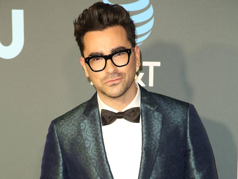 Dan Levy calls out Delta airlines for 'problematic' censorship of Rocketman
