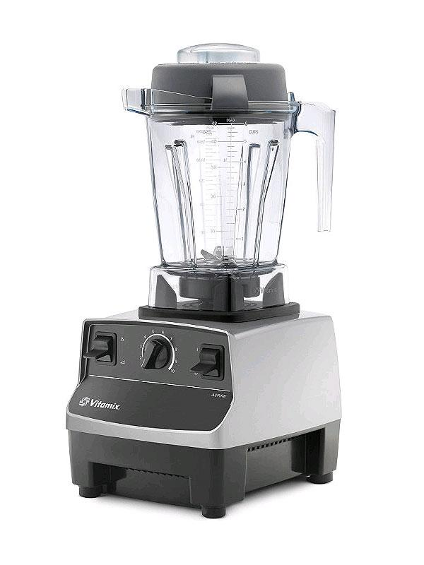 "Platinum Vitamix® Aspire Blender <br><br>Your dutiful old blender may suddenly look dull. Boasting a powerful 1200W motor, the Vitamix can perform 50 different kitchen tasks. Use it to make ice cream in 30 seconds or piping hot fresh soup in less than five minutes. <br><br><b>£429.99, <a target=""_blank"" href=""http://www.lakeland.co.uk/16905/Vitamix-Platinum-Aspire"">Lakeland</a></b>"
