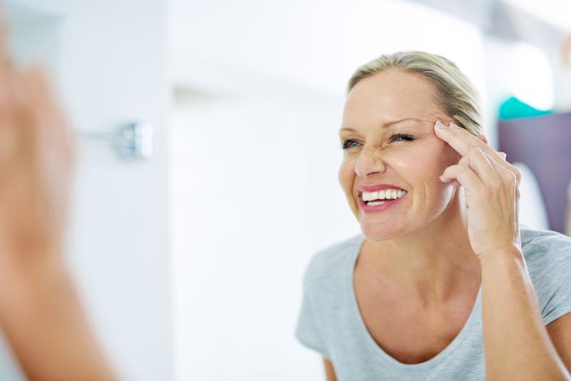 Glowing skin can refresh your look and perspective. (Photo: Getty Images)