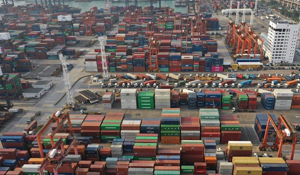 The trading and logistics sector is the second largest pillar of Hong Kong's economy. Photo: Roy Issa