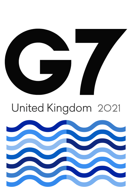 The official logo for the UK's year-long presidencyUK Government