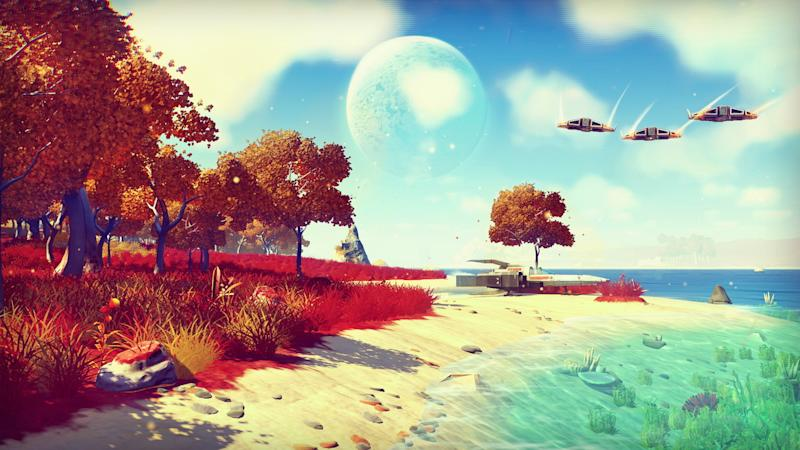 PlayStation studio head: too much was promised in 'No Man's Sky'
