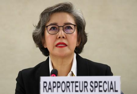 Corrected: U.N. investigator reports possible fresh war crimes in Myanmar