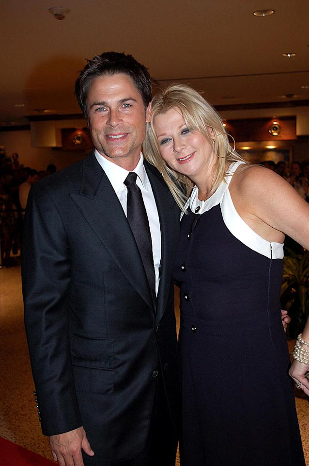 "Rob Lowe should've felt at home in D.C. The handsome actor played a White House staffer on ""The West Wing"" and a senator on ""Brothers and Sisters."" Gene Young/<a href=""http://www.splashnewsonline.com"" target=""new"">Splash News</a> - April 26, 2008"
