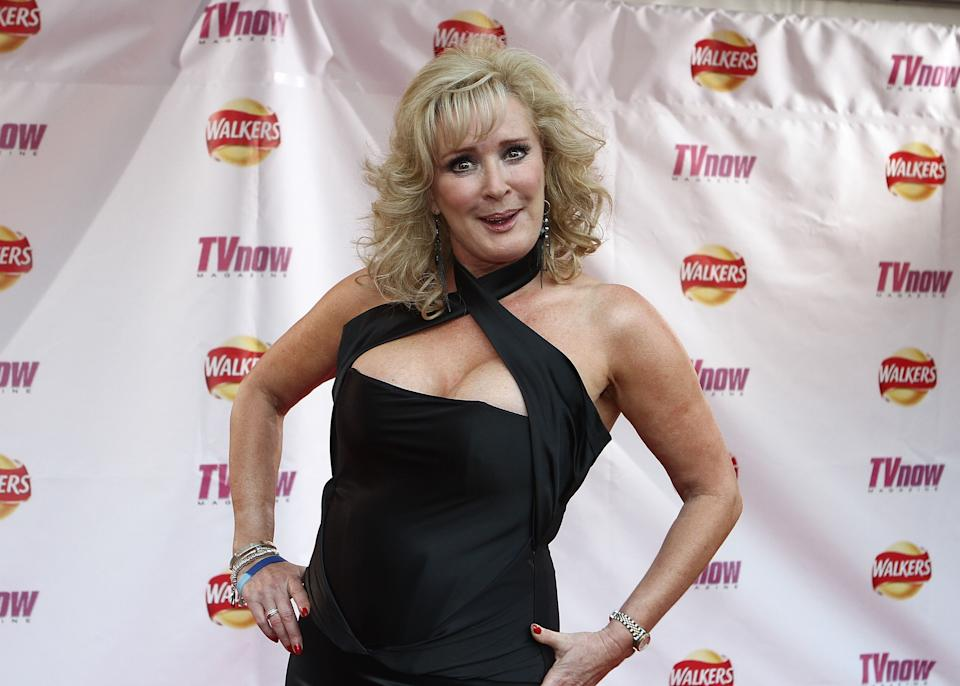 Beverley Callard attends the TV Now Awards on May 22, 2010. (Photo by Phillip Massey/FilmMagic)
