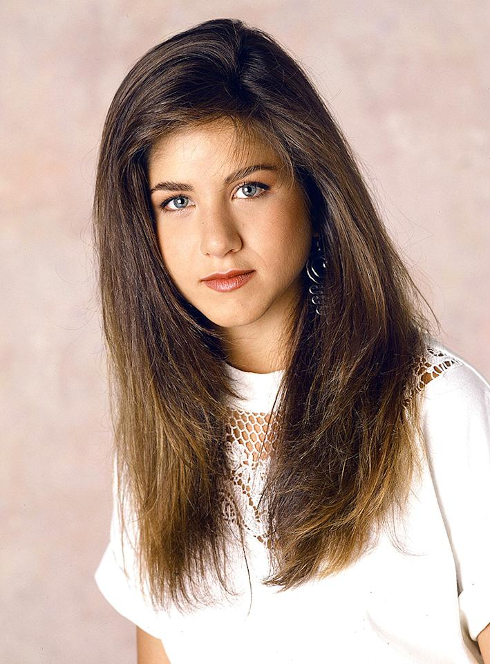 FERRIS BUELLER -- Pictured: Jennifer Aniston as Jeannie Bueller -- Photo by: Alice S. Hall/NBC/NBCU Photo Bank