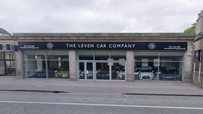 Jobs rescued as Edinburgh dealerships are sold in administration deal