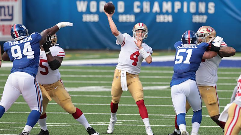 Nick Mullens' first nine starts with 49ers rank among NFL's best ever