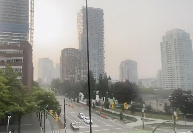 Air quality in this Canadian city ranks as one of the worst in the world