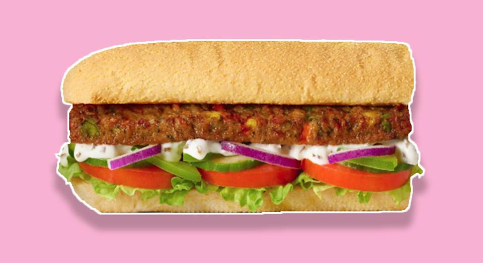 Subway's jumped on the vegan bandwagon and launched two vegan options