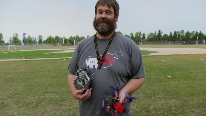 'It's like flying a dragonfly': Manitoba drone racers compete for spot at nationals