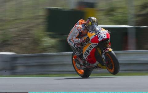 Dani Pedrosa - Credit: Mirco Lazzari gp /Getty Images Europe