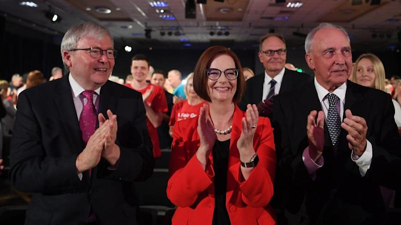 ELECTION19 LABOR PARTY LAUNCH