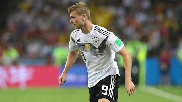 The forward was delighted with his country's win over Sweden, with Toni Kroos netting a brilliant last-minute free-kick