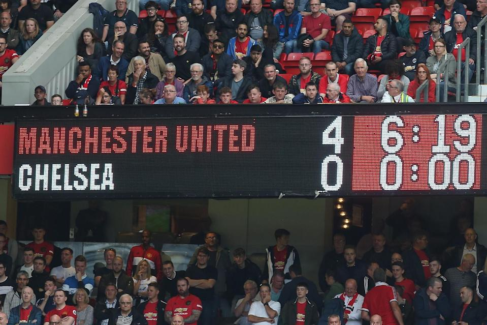 Manchester United via Getty Imag