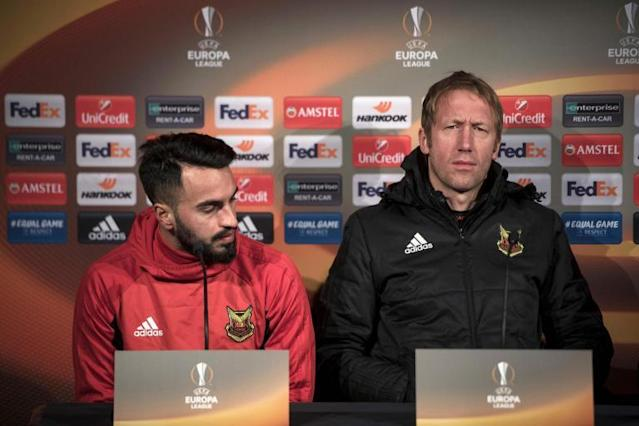 Arsenal will be able to adapt to freezing temperatures in Sweden, says Ostersund boss Graham Potter