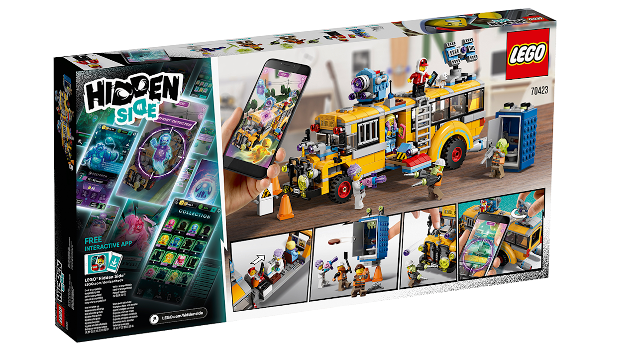 """This is Lego's first augmented reality game. The buildable toy comes to life when you power it up on your phone, offering an exciting immersive experience for all ages. Suitable for ages 8+.<a href=""""https://fave.co/2lY8ZH1""""><strong> Shop here.</strong></a>"""