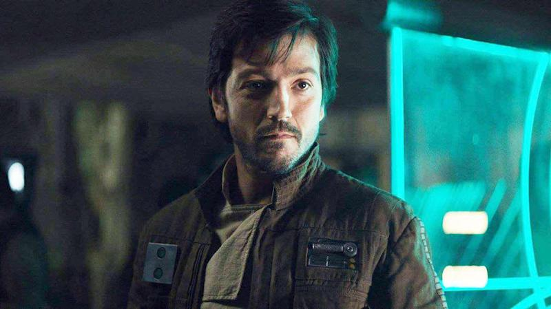 Diego Luna as Cassian Andor (Credit: Lucasfilm/Disney)
