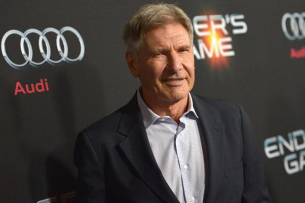 Harrison Ford vis TheWrap