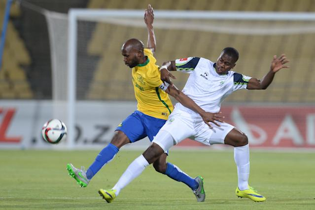 Usuthu have confirmed their interest in bringing Masandawana forward Ntuli to the club