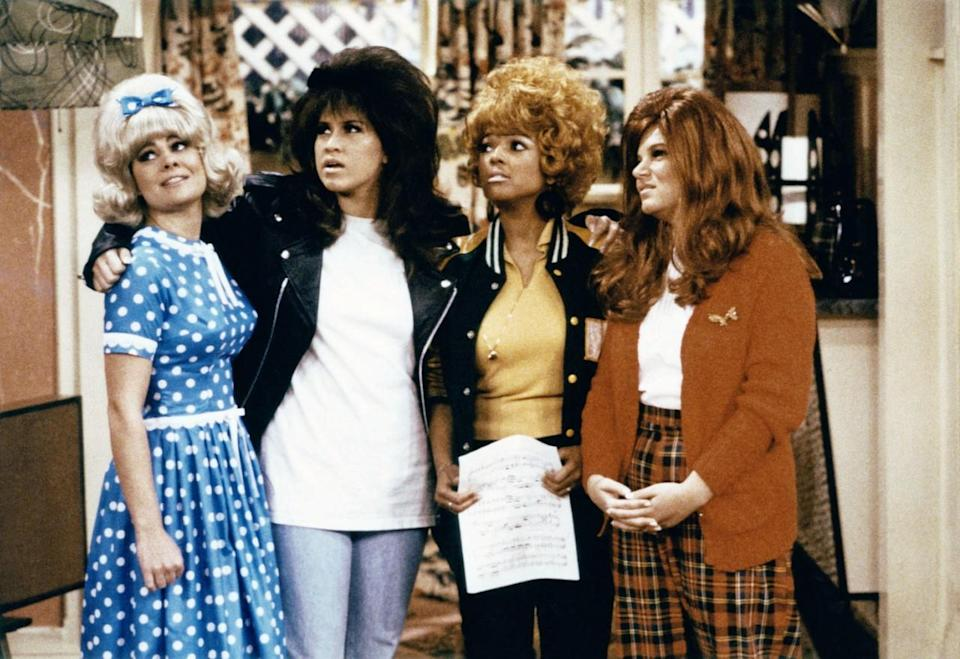 <p>This hit '80s show was about a group of girls at a boarding school who have a nurturing dorm mother. It was enticing especially for viewers who did not attend boarding school — imagine living with your friends at age 12! The girls deal with real-life issues like parents getting divorced, dating, sex, and applying to college. <i><i>(Source: Everett Collection)</i></i></p>