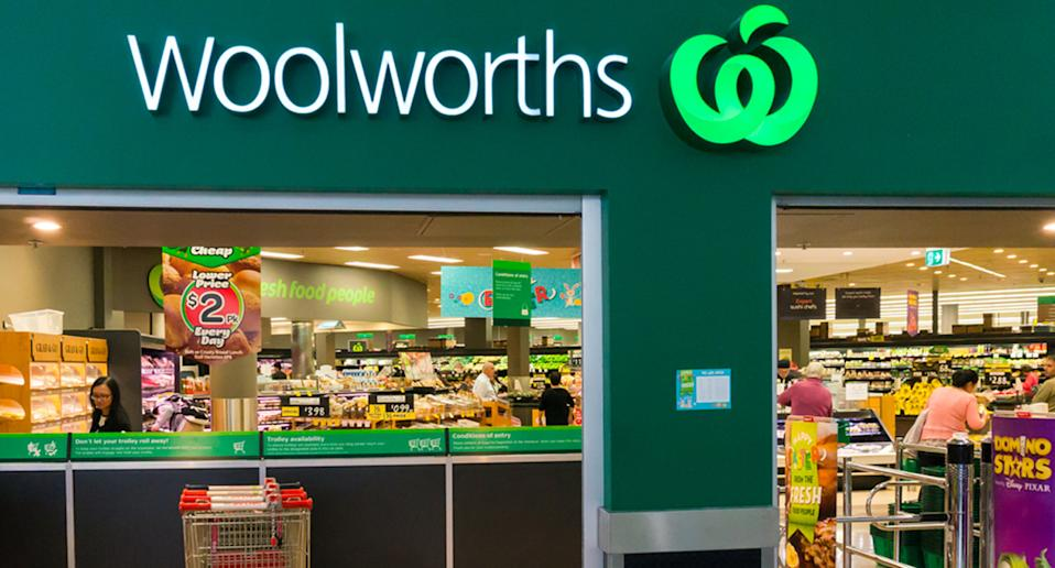 Woolworths has been criticised over the distribution of its catalogues. Source: Getty Images