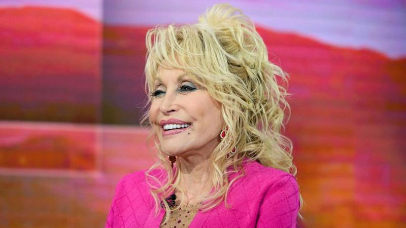 Dolly Parton makes her feelings known on Black Lives Matter