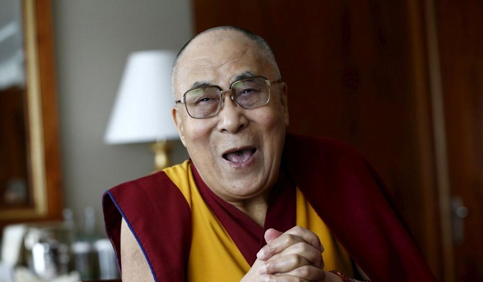 The 14th Dalai Lama is the head of a political clique that seeks independence for Tibet, according to Communist Party propaganda. Photo: Reuters