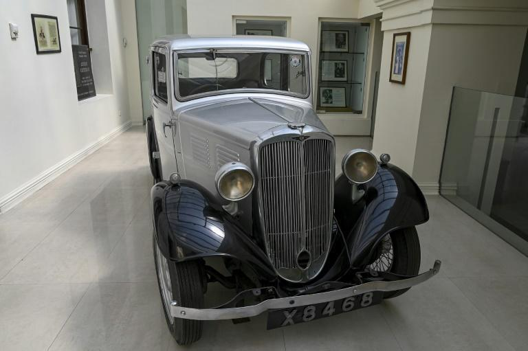 Prince Philip used the 1935 Standard Nine when he was based in Colombo with the British Navy in 1940