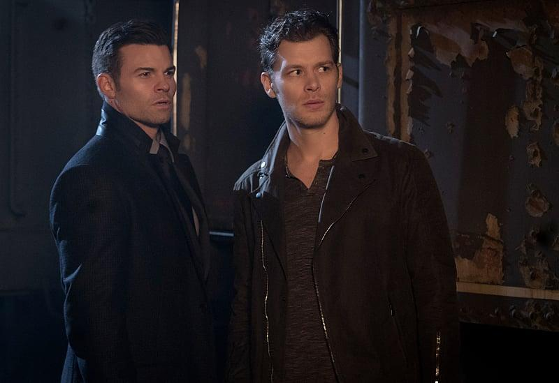 <p>Same with its spinoff, <strong>The Originals</strong>. Because it's set in New Orleans, one of the most haunted places in America, it might qualify as being even creepier than <strong>The Vampire Diaries</strong>.</p> <p><strong>Scare factor:</strong> 😱 😱</p>