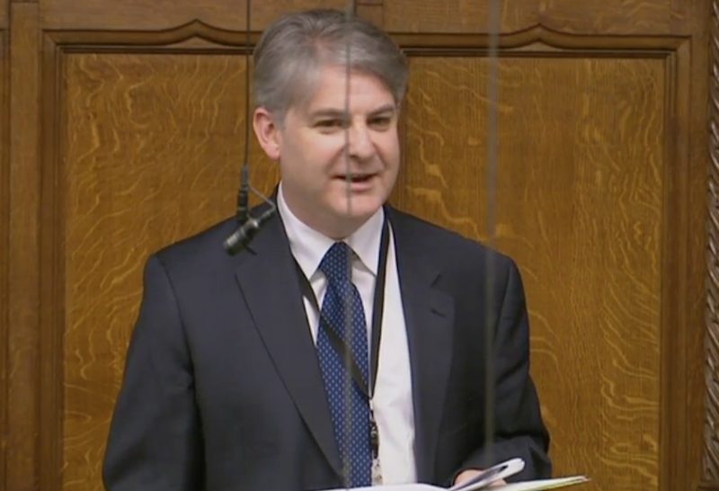 Philip Davies tried to block the Istanbul Convention: House of Commons