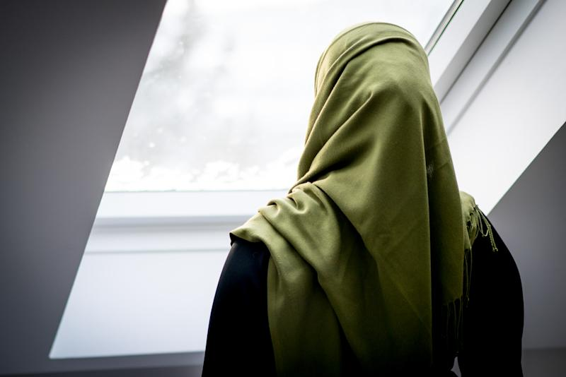 Muslim woman allegedly expelled from college