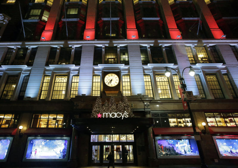 Macy's cutting 2,500 jobs in reorganization