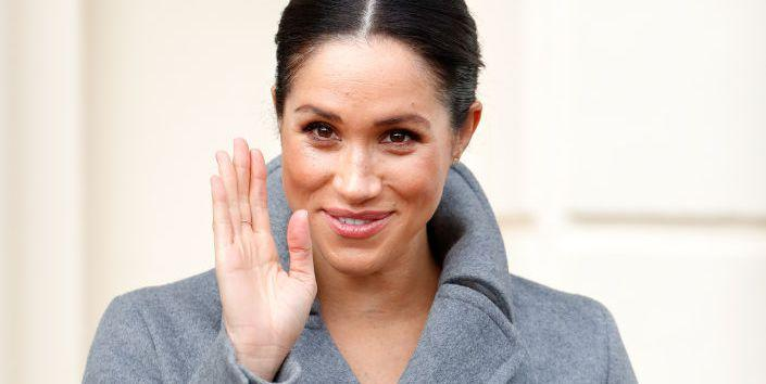 Meghan Markle Set to Be Patron of National Theatre