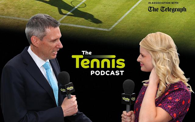 The Tennis Podcast in association with the Telegraph