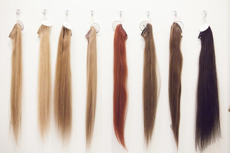 What Its Really Like To Get Hair Extensions