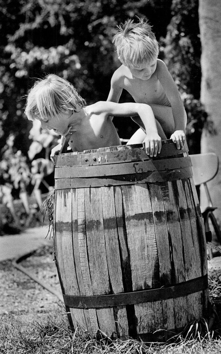 """<p>Long before it was environmentally smart, my grandparents collected rain as it ran off the garage roof into a barrel. <a href=""""http://cceonondaga.org/resources/how-to-build-a-rain-barrel"""" rel=""""nofollow noopener"""" target=""""_blank"""" data-ylk=""""slk:Make"""" class=""""link rapid-noclick-resp"""">Make</a> or buy your own to collect free water for your garden.</p>"""
